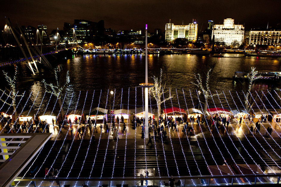 Southbank Centre Christmas Market - Southbank Centre's Winter Market (c) Belinda Lawley