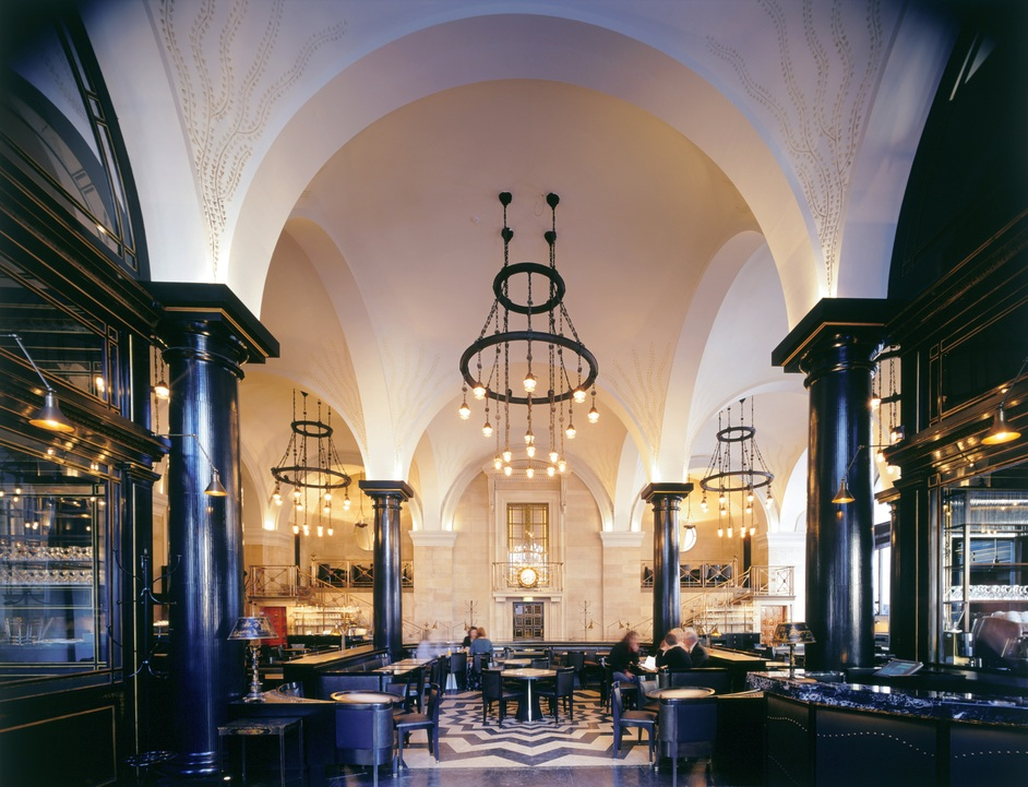 The Wolseley - The Wolseley, London