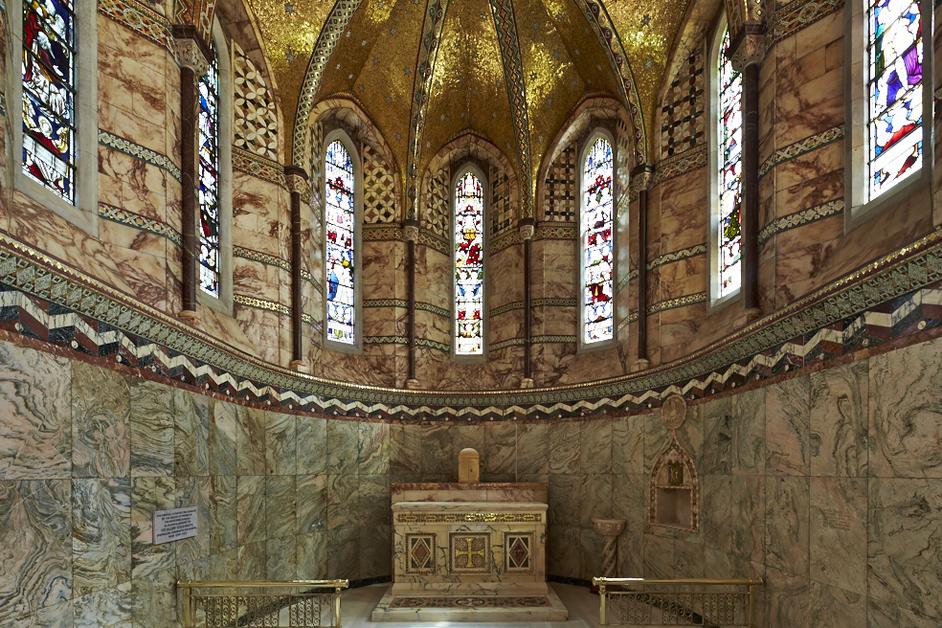 Fitzrovia Chapel - Fitzrovia Chapel, Fitzroy Place