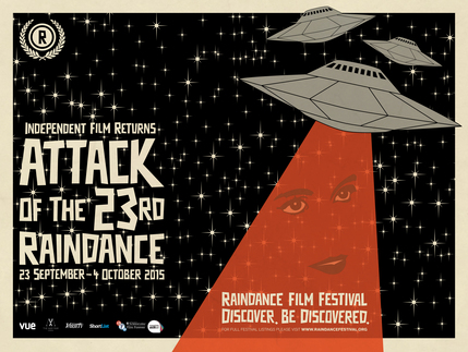 Raindance Film Festival 2015