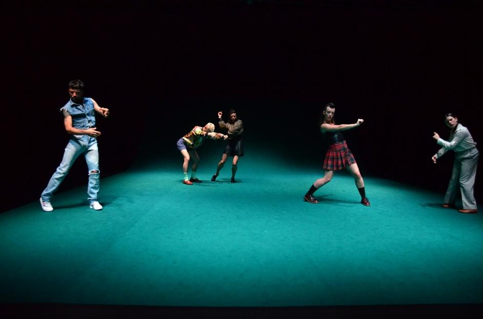 Dance Umbrella 2015 - AH/HA (c) Luc Depreitere