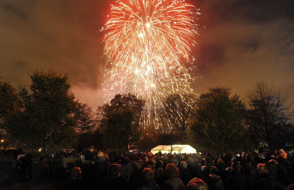 Image result for hammersmith and fulham fireworks