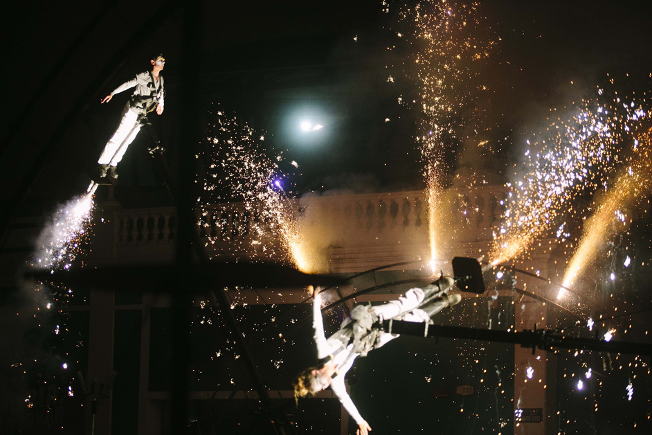 Greenwich and Docklands International Festival - PanOptikum, photo Las Palmas