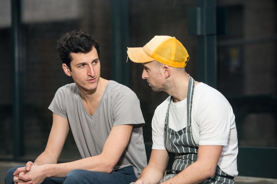 Berber and Q Shawarma Bar - Josh Katz and Mattia Bianchi