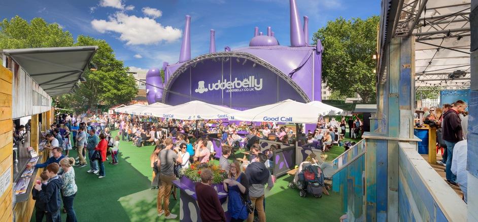 Udderbelly Festival