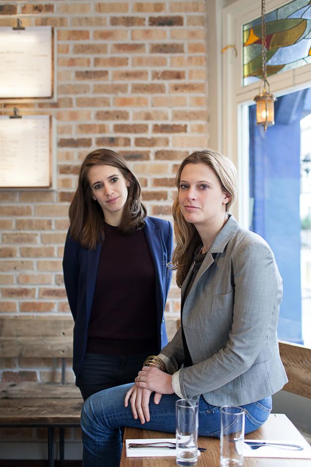 LeCoq - Ana and Sanja Morris
