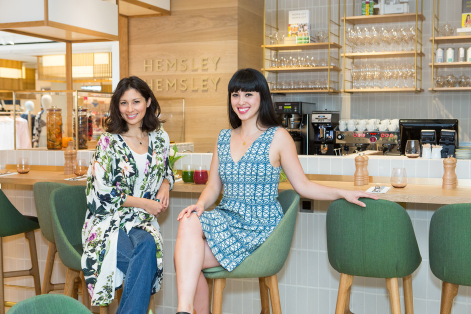 Hemsley + Hemsley Cafe - Melissa and Jasmine Hemsley