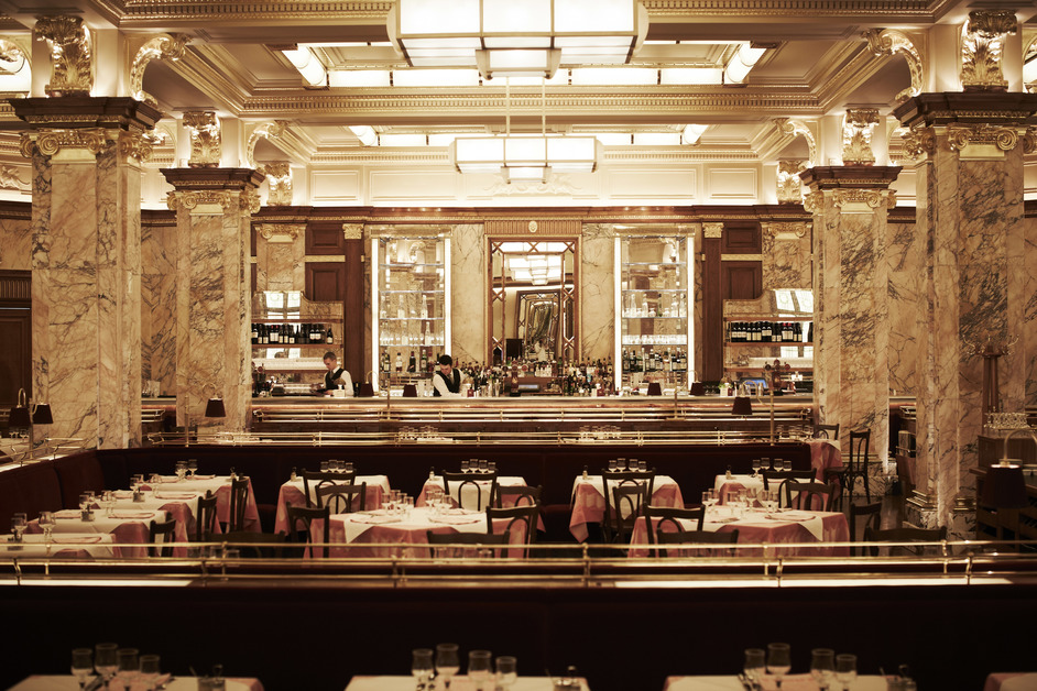 Brasserie Zedel - Brasserie Zedel interior by David Loftus portrait