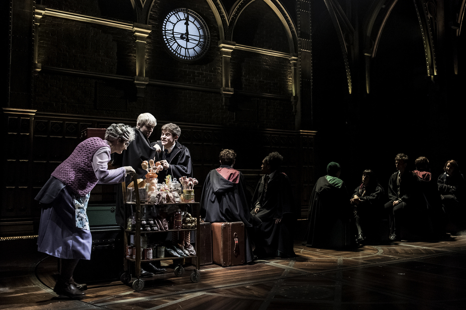 Harry Potter and the Cursed Child - Photo Manuel Harlan