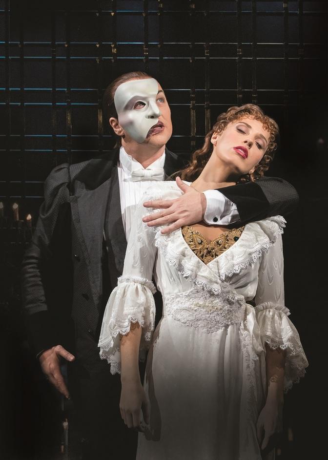 The Phantom of the Opera - Photo: Johan Persson
