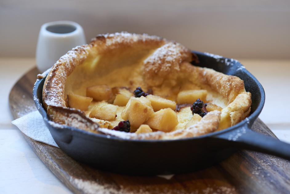 Where the Pancakes Are - The Dutch Baby
