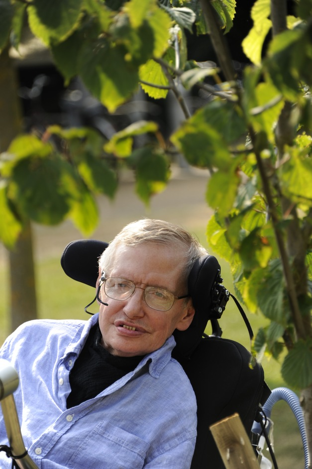 Belief and Beyond Belief - Stephen Hawking, photo (c)Philip Mynott