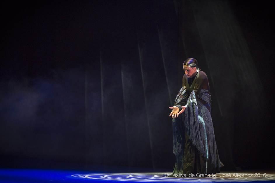 Flamenco Festival London - Eva Yerbabuena