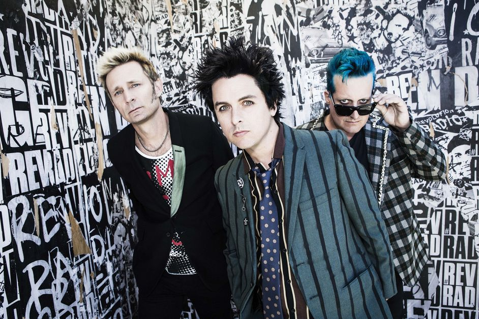 Green Day - Green Day, photo: Frank Maddocks