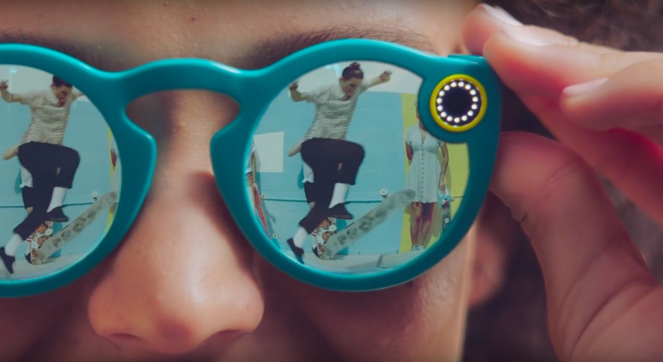 California - snapchat glasses, Snap Inc.