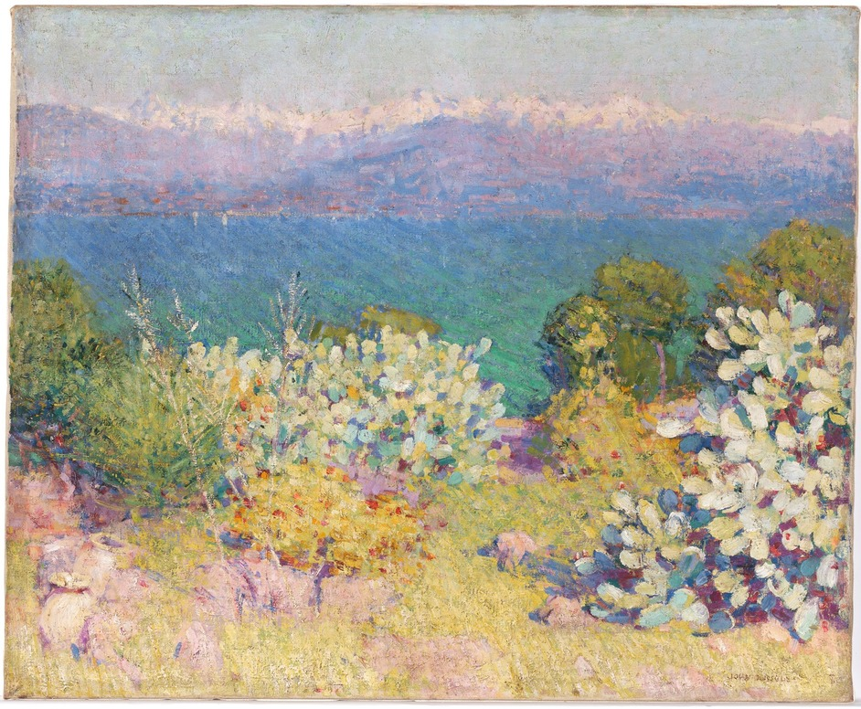 Australia's Impressionists - John Russell (c) National Gallery of Australia, Canberra
