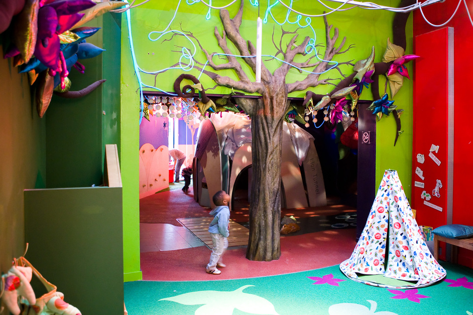 Discover Children's Story Centre - Photo credit Tim Mitchell