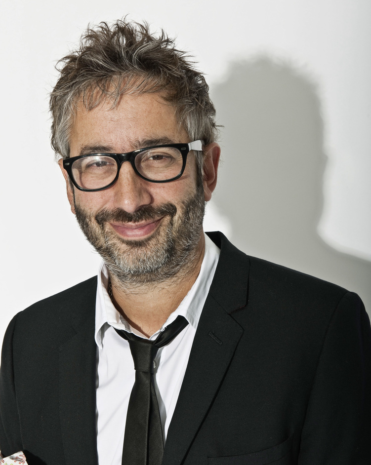 Imagine Children's Festival - David Baddiel