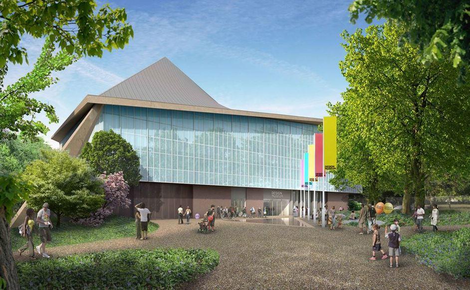 Design Museum - Design Museum, Kensington, open late 2016