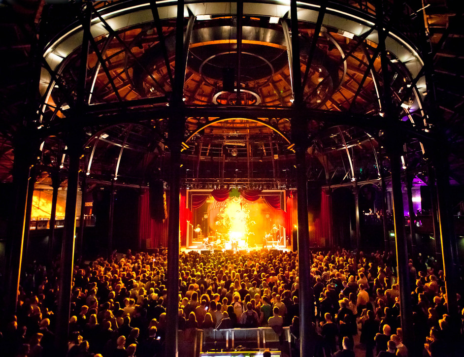 Roundhouse - Photo credit: Rob Dunlop