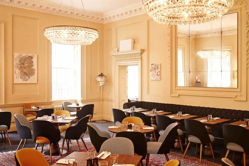 House of St Barnabas - Restaurant