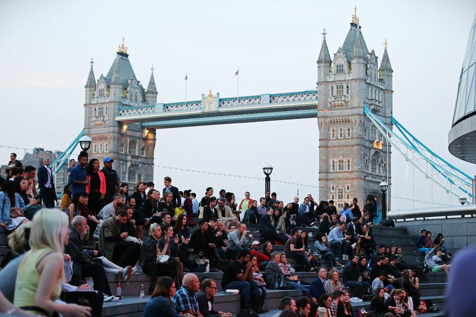 London Bridge City: Summer by the River