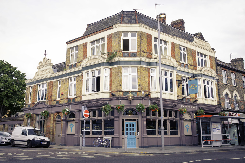 The Leyton Star