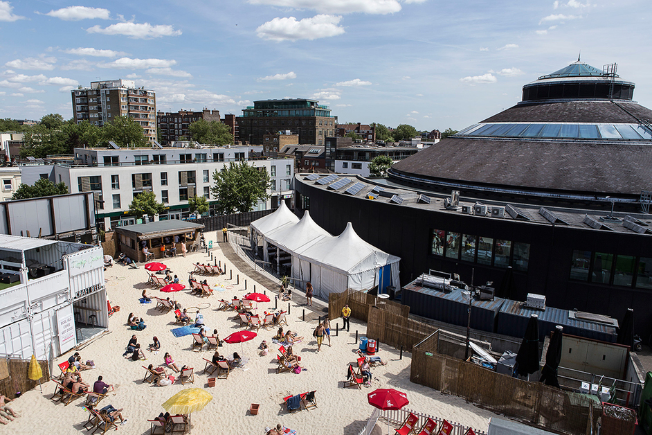 Camden Beach - Photo credit: Stuart Leech