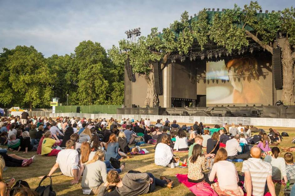 Barclaycard presents British Summer Time Hyde Park - Screenings
