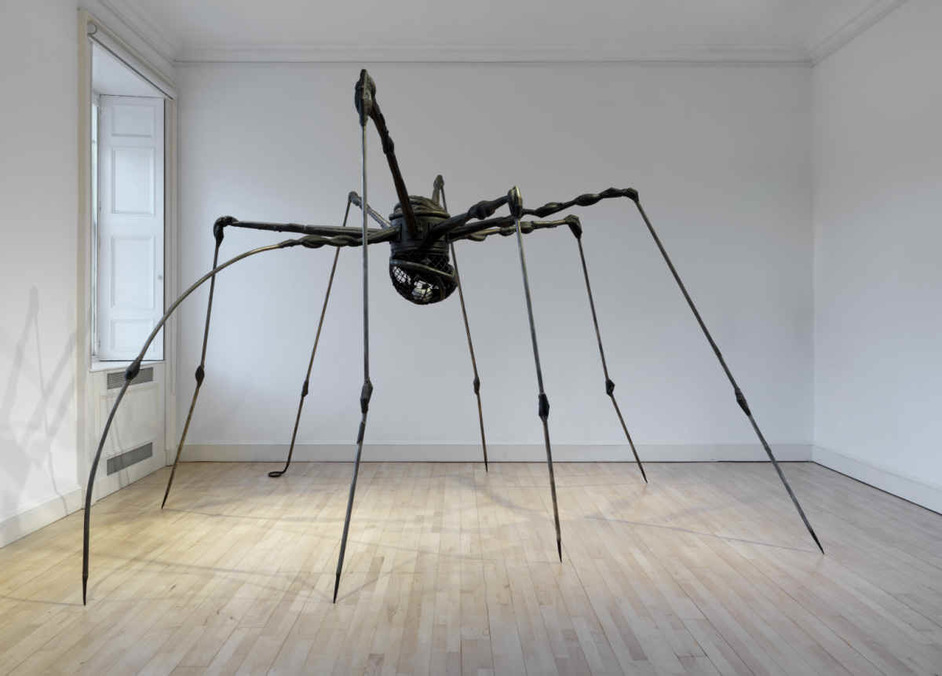 Artist Rooms: Louise Bourgeois - Louise Bourgeois, 1911-2010, Spider, 1994