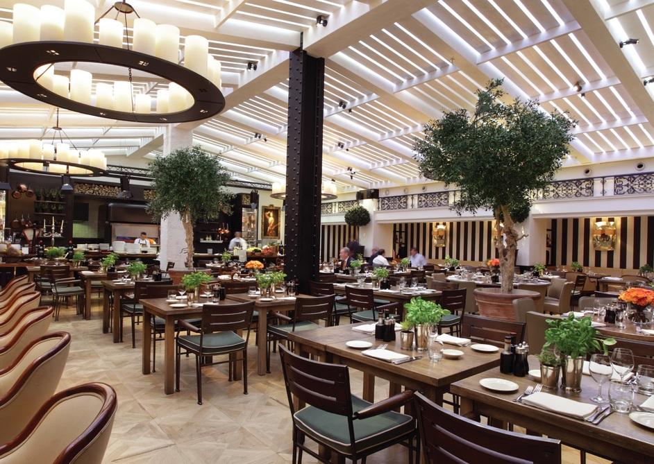 Novikov Restaurant & Bar - Italian