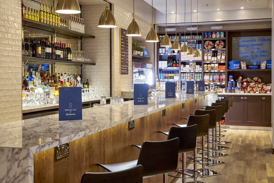 Carluccio's London Marriott Hotel Regents Park