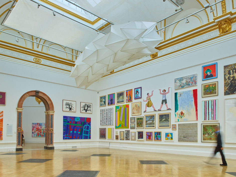 Royal Academy Summer Exhibition - (c) Stephen White / Royal Academy of Arts