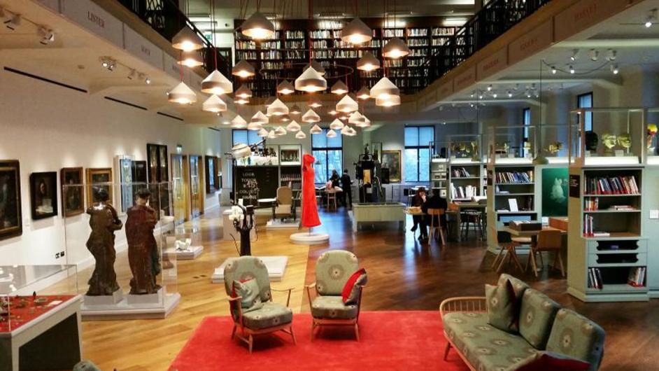 Wellcome Collection - Reading Room