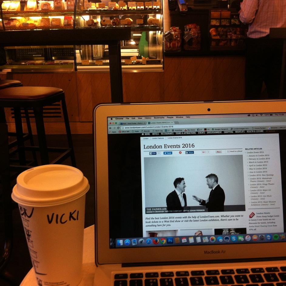 Starbucks, Mile End