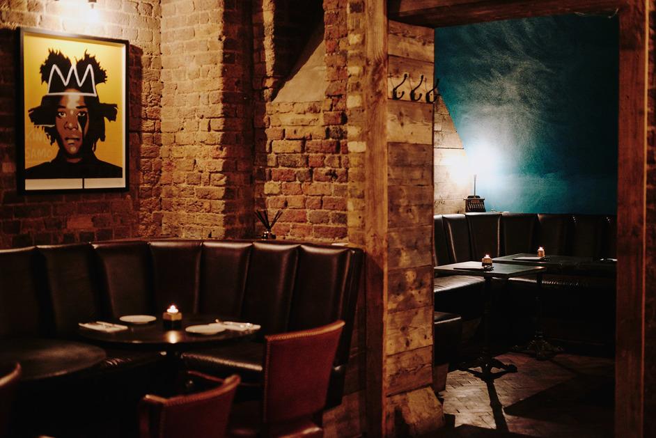 Clarendon Cocktail Cellar - photo: Michael Sinclair