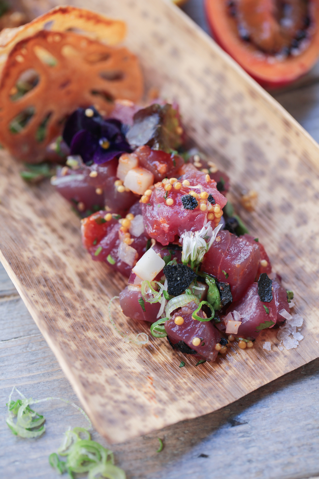Black Roe Poke Bar & Grill