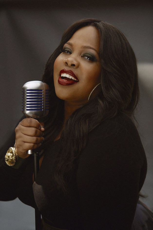 Dreamgirls - Amber Riley. Photo: Blair Caldwell.