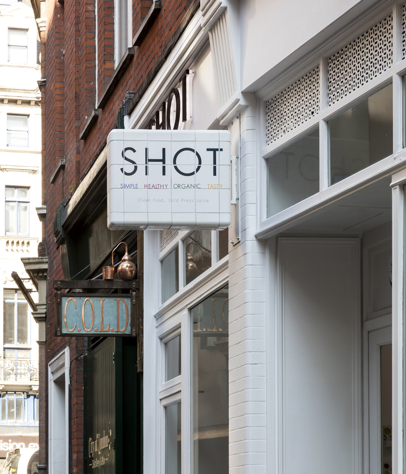 SHOT: Simple, Healthy, Organic and Tasty