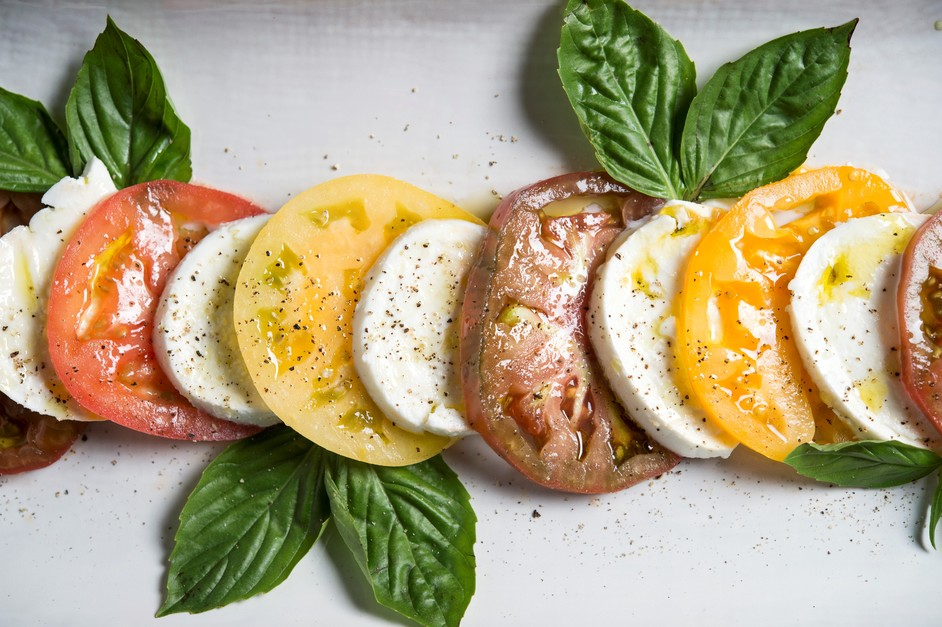 Obica St Paul's - Mozarella Salad