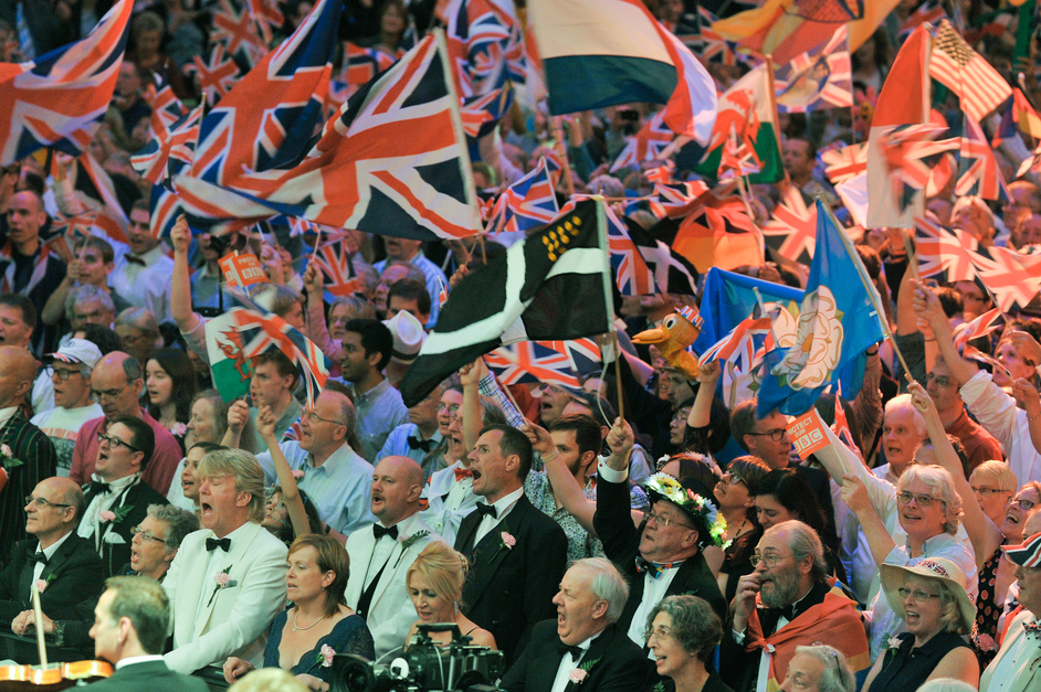 Prom 75: The Last Night Of The Proms - Last Night of the Proms 2015, (c) BBC / Chris Christodoulou