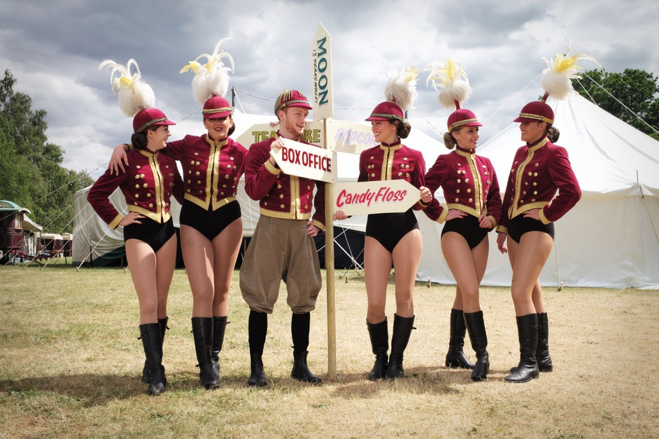 Giffords Circus: My Beautiful Circus