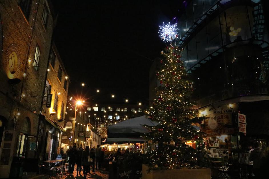 Camden Christmas Market