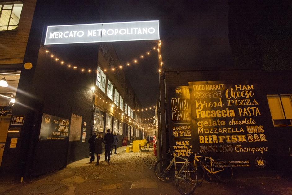 Mercato Metropolitano - (c) Sara Montali