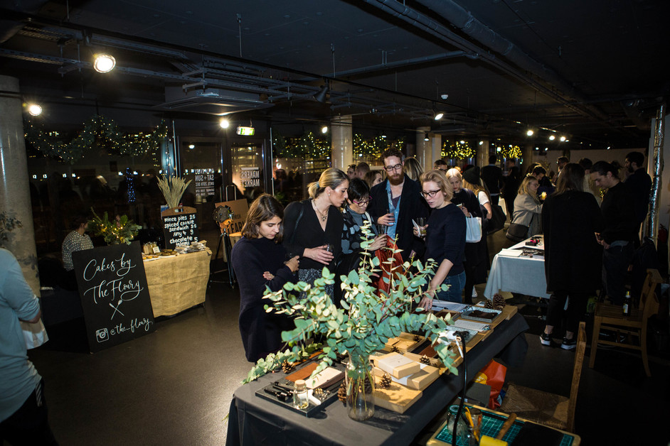 Image result for east village xmas market e20