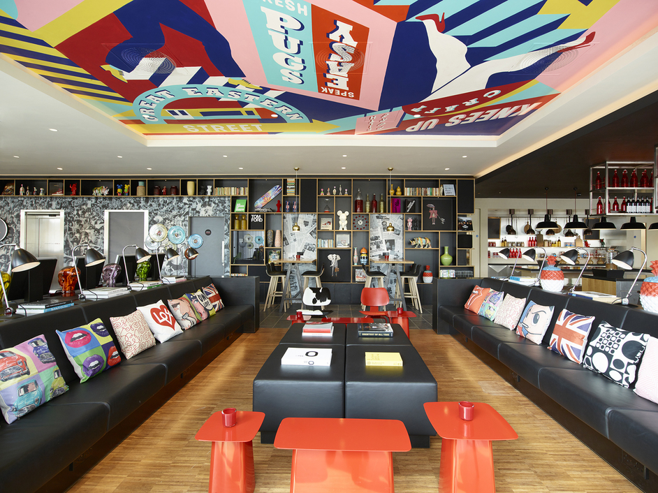 citizenM London Shoreditch