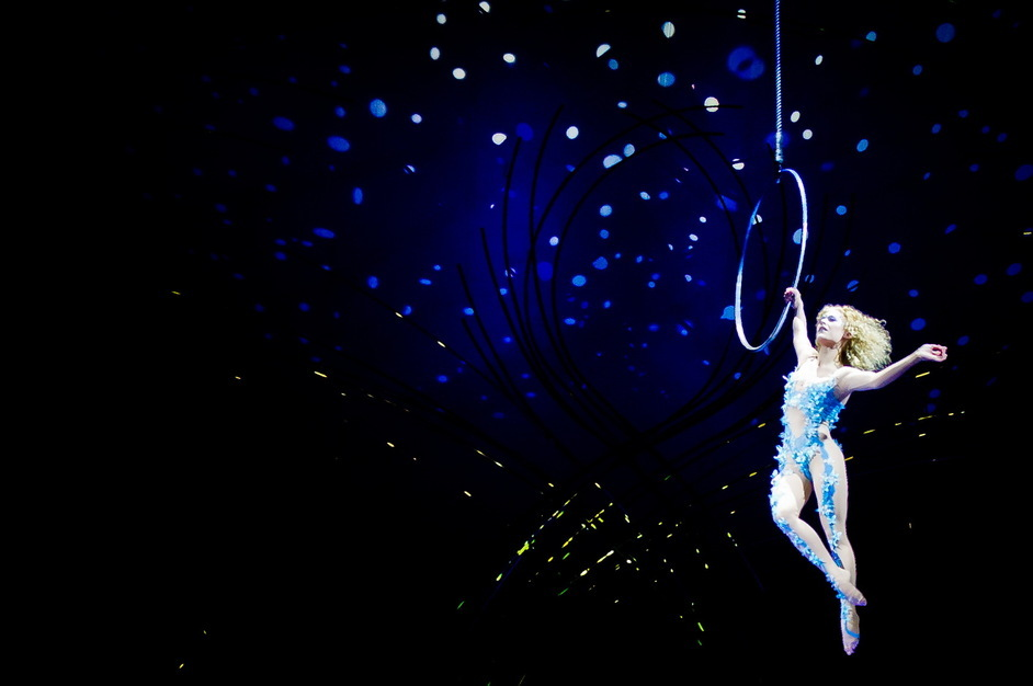 Cirque Du Soleil Amaluna Images South Kensington London