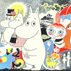 Adventures in Moominland
