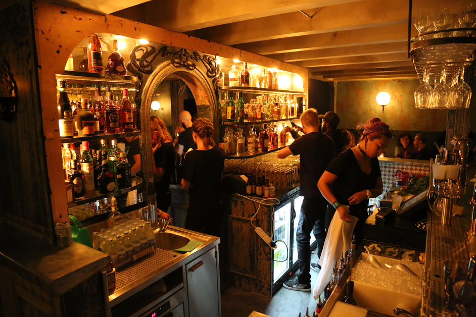 Omeara - Bar, photo Georgina Jackson