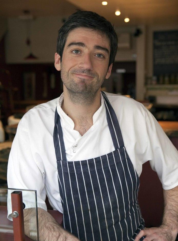 BBC Good Food Show - Ben Tish